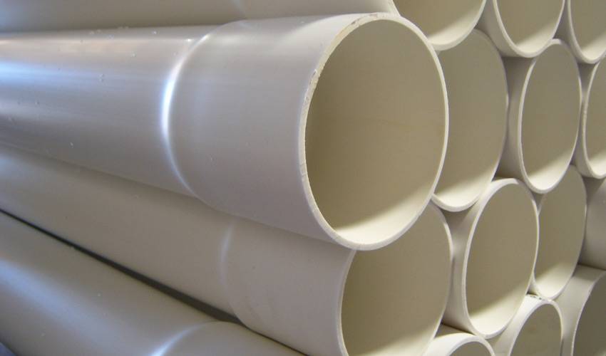 Sdr 35 Pipe : Pacific plastics inc sewer sdr white solvent weld